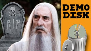 RIP LORD OF THE RINGS - Demo Disk Gameplay