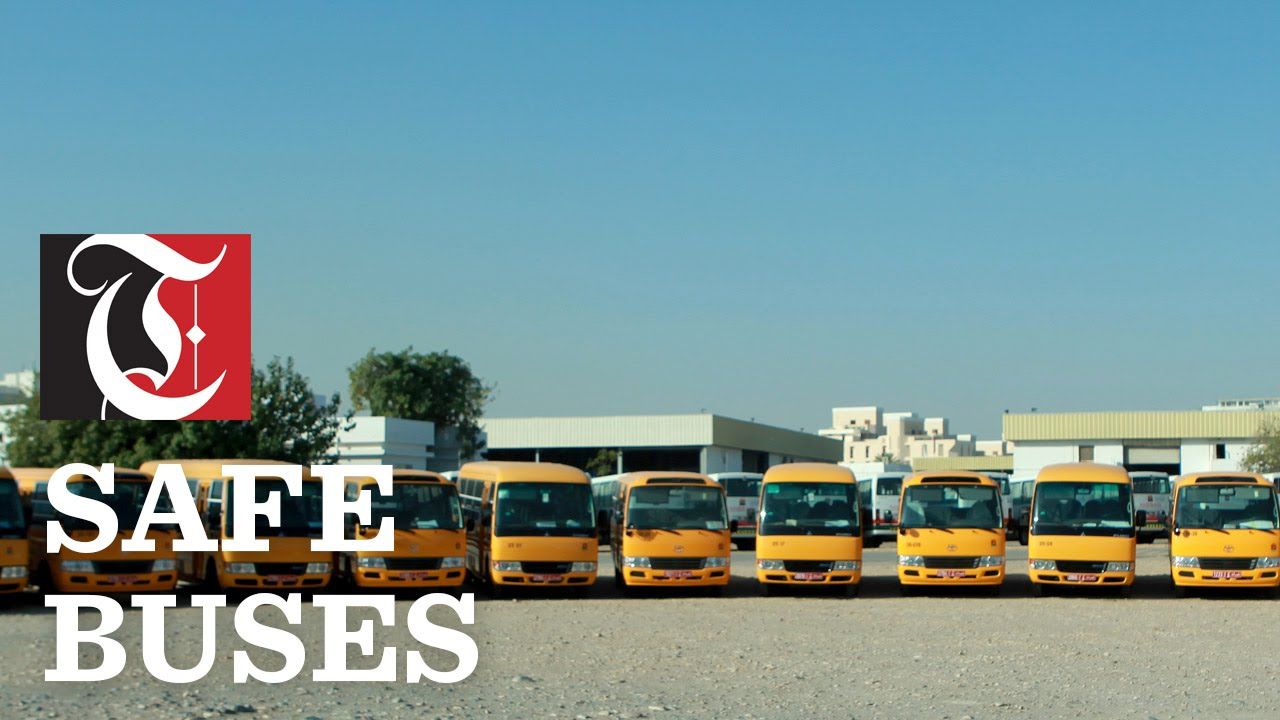Indian School Seeb To Introduce Safe Buses Youtube