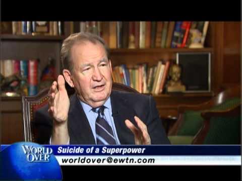 World Over - 01-12-12 - Pat Buchanan & Steven Mosher with Raymond Arroyo
