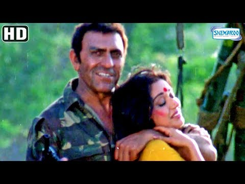 Best of Amrish Puri s from Tejaa HD Sanjay Dutt  Kimi Katkar  Bollywood Action Movie