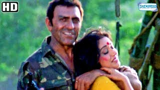 Best of Amrish Puri scenes from Tejaa (HD) Sanjay Dutt - Kimi Katkar - Bollywood Action Movie