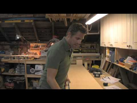 How to Build a Twin Bed w/ Storage - Part 1
