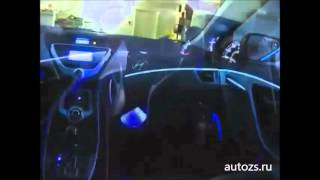 Неоновая нить (холодный неон) autozs.ru(Неоновая нить применяется для подсветки салона автомобиля, заказать можно тут http://autozs.ru/podsvetka-salona., 2013-02-27T12:57:01.000Z)