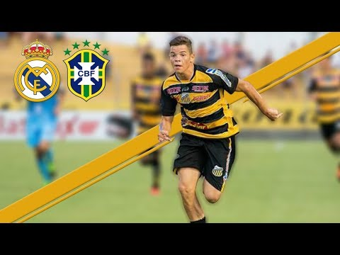 """Rodrigo"" Antonio Rodrigues • Welcome to Real Madrid • Goals & Skills"