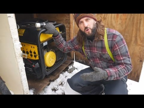 Prepping For Winter Power Outages