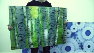 видео 3D-плитка для ванной