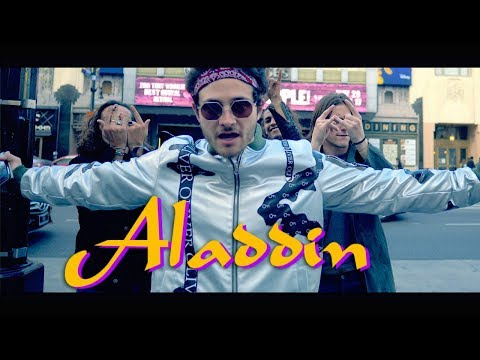 Lil Arva - Aladdin (Official Music Video)