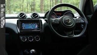 2019 Suzuki Swift 4X4 Interior (UK Spec 1.2 Dualjet SHVS 4x4)