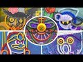 Kirby's Epic Yarn - All Bosses (2 Player)