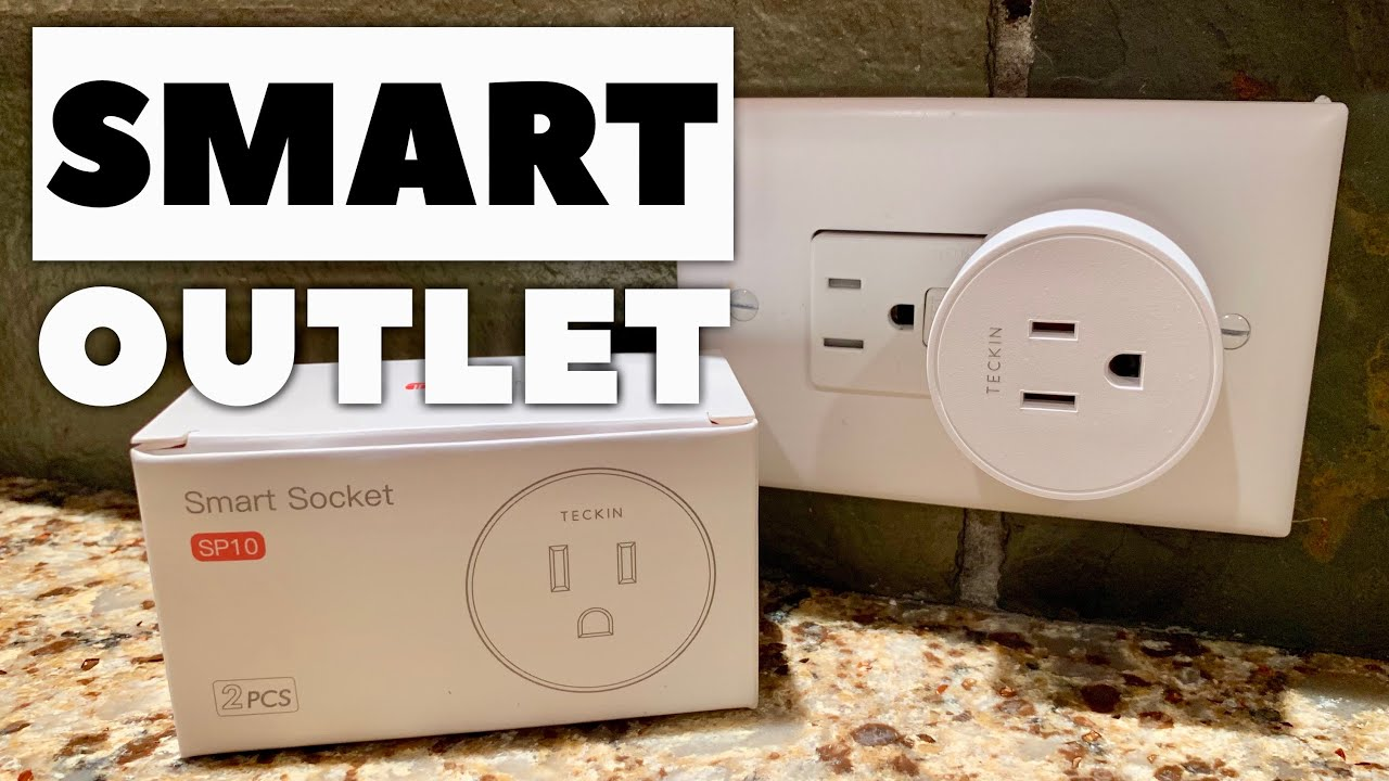 Mini Smart Plug Outlet by TECKIN Review