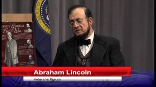 Abraham Lincoln Part 1