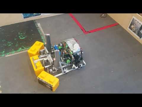 CIS Robotics 14838 SkyStone Recognition And Placement Autonomous