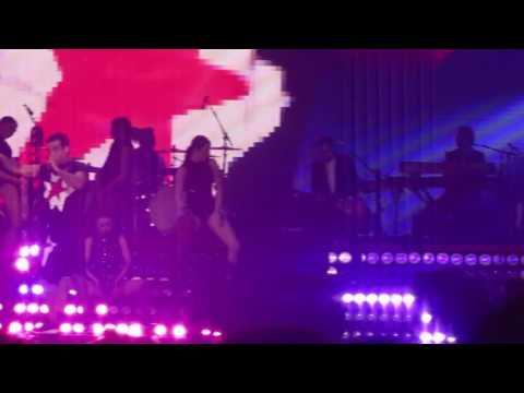 Robbie Williams - The Heavy Entertainment Show Tour - Rudebox (Live) Manchester 02-06-17