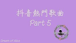《抖音歌曲串燒》《熱門精選》必聽神曲華語歌曲合輯!part 5