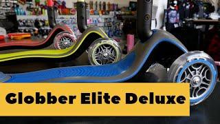 Globber Elite Deluxe