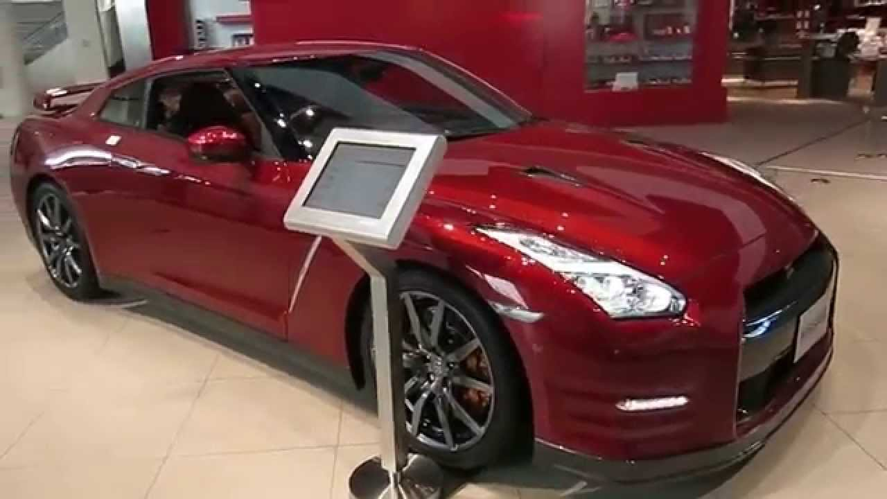nissan gt r premium edition r35 2015 model youtube. Black Bedroom Furniture Sets. Home Design Ideas