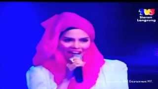 Permata - Alyah feat Ben at Bintang Mencari Bintang [LIVE TV3]