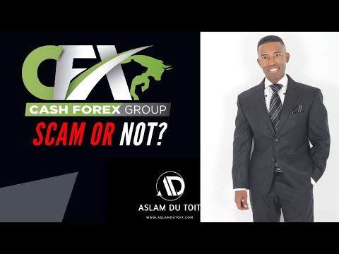 Is CashFX Group a big 2020 Scam?