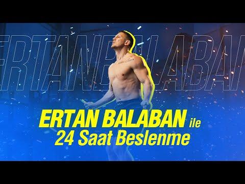 Ertan Balaban ile 24 Saat Beslenme 🥑🍚🍖