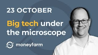 Big tech under the microscope while Covid-19 cases rise - Market update