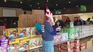 Toys 4 Texas Brings Holiday Joy to Hurricane Victims