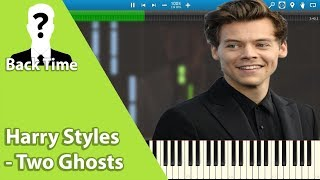 Harry Styles - Two Ghosts (Piano Cover) + Sheets