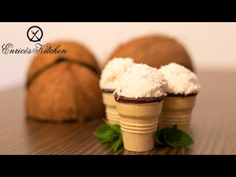how to make coconut ice hard