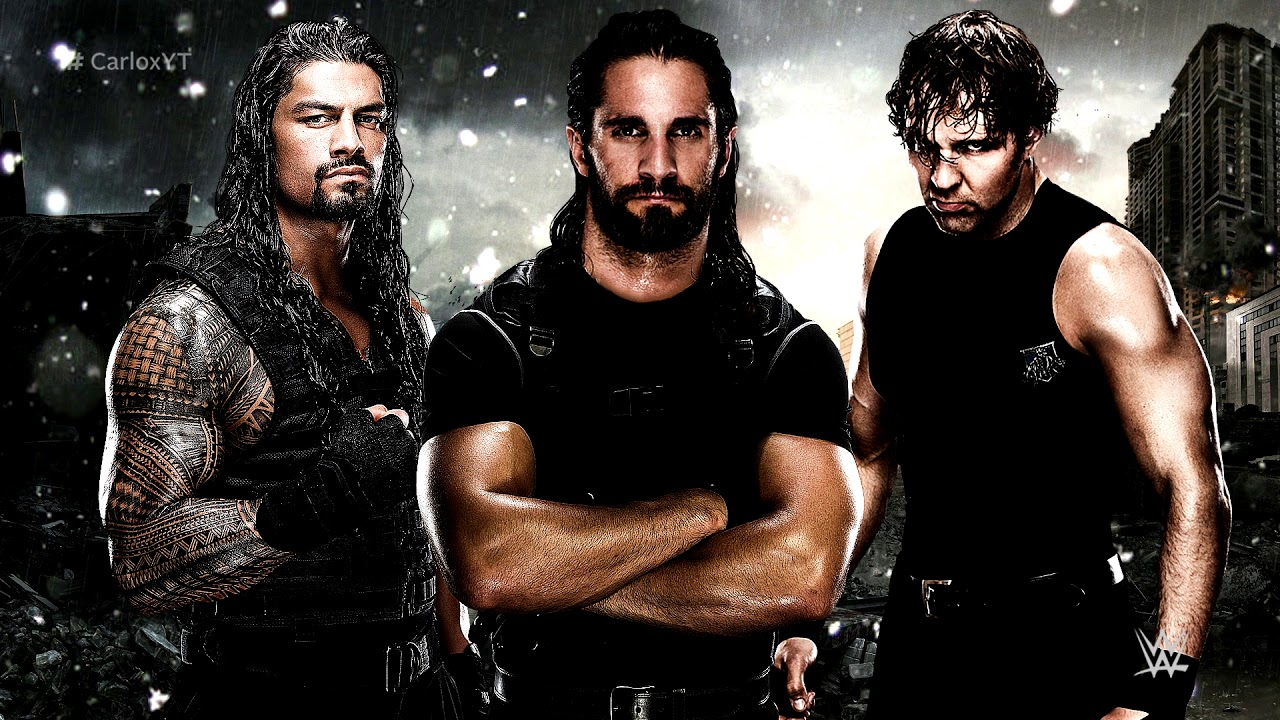"""The Shield 2nd WWE Theme Song - """"Special Op V2"""" (With The ..."""