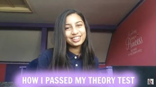 HOW I PASSED MY THEORY TEST (FIRST TIME)