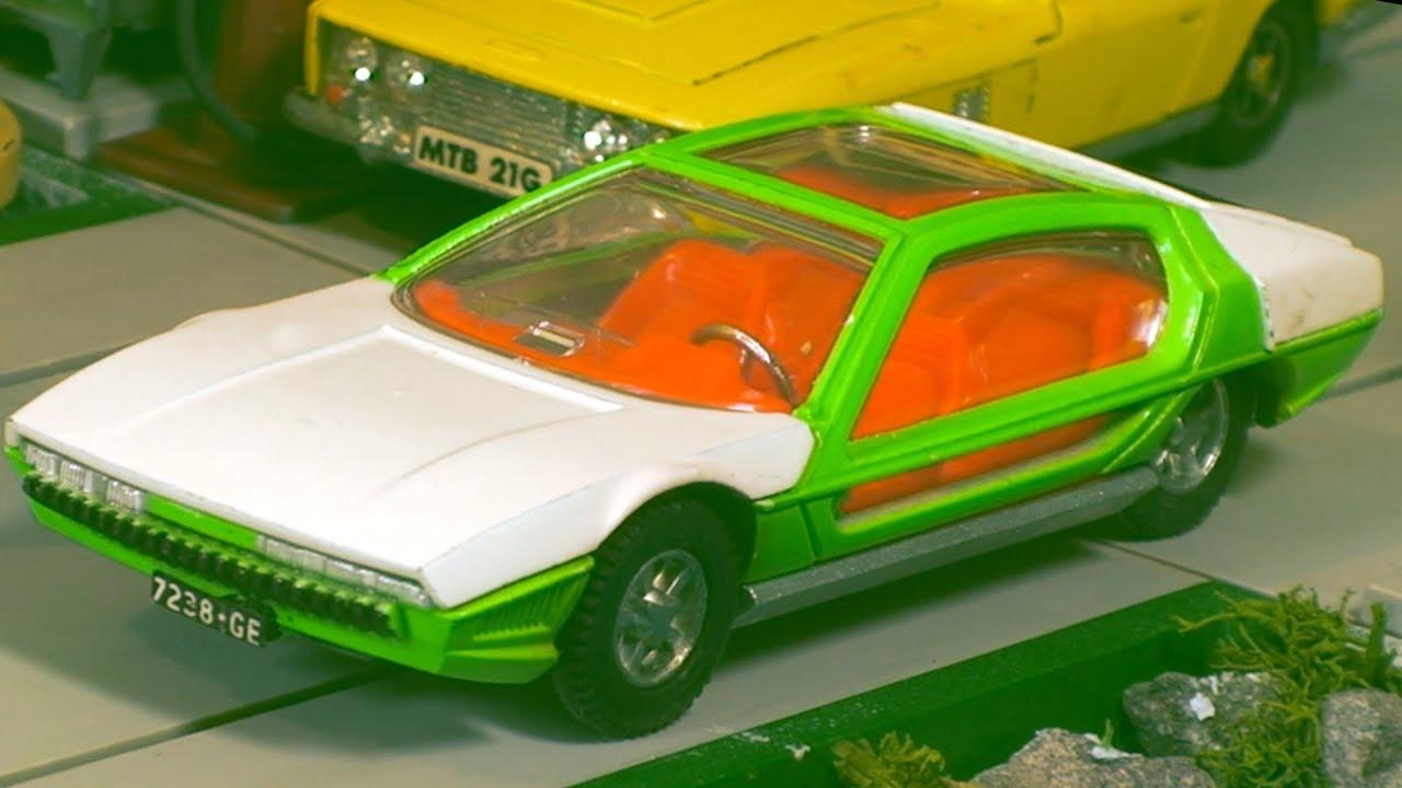 Lamborghini Marzal Dinky Toys Coche De Juguete Carro De