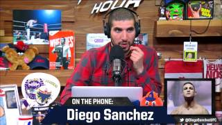 The MMA Hour - 377 - Diego Sanchez