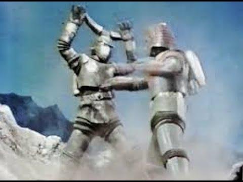 Johnny Sokko and His Flying Robot   ジャイアントロボ VS GR2 (3)
