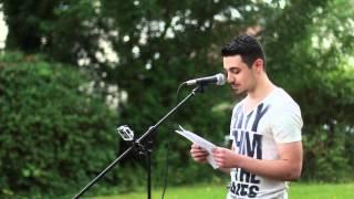 Poetry Slam der August-Bebel-Schule in Offenbach/Hanau