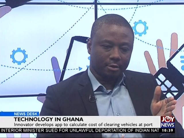technological innovations in ghana