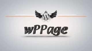 Сервис WPPAGE