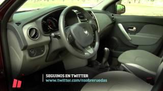 Test Nuevo Renault Logan