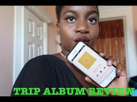 TRIP - JHENE AIKO ALBUM LISTEN & REVIEW!!!