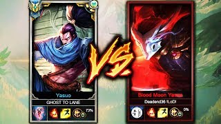 Masters Yasuo vs. Silver Yasuo (1v1) Who Wins? - League of Legends