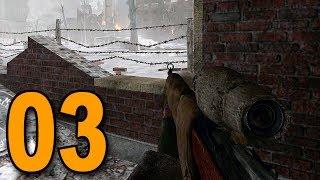 Call of Duty 2 - Part 3 - SNIPER VS SNIPER