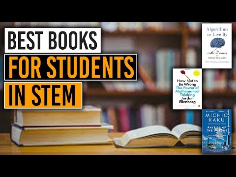 Books that All Students in Math, Science, and Engineering Should Read