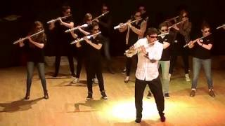 Dance with Me - Wil Offermans at Hampshire Flute Day, United Kingdom