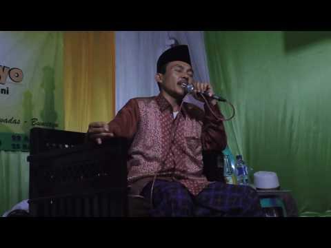 Ceramah Bahasa Jawa Ngapak Lucu-Kyai Ali Ma'ruf SAG (Sing Adol Genjring) Kaliwadas Bumiayu