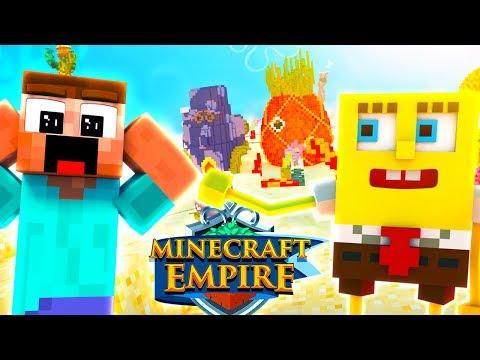 ICH RETTE BIKINI BOTTOM! - Minecraft EMPIRE 🍖 #100