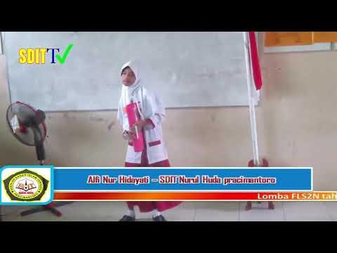SUWE ORA JAMU - Alfi NurHayati - Not Lirik PIANIKA -FLS2N