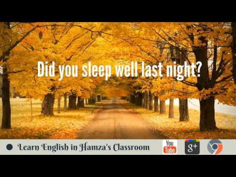 Learn English Phrases - 27 - Learn English in Hamza's Classroom - Let's Learn English