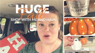 HUGE FALL SHOP WITH ME AND HAUL || Target | Hobby Lobby || Ross