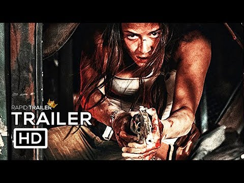 HOSTILE Official Trailer (2018) Apocalyptic Survival Horror Movie HD