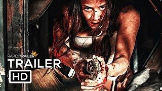 HOSTILE Official Trailer (2018) Apocalyptic Survival Horror Movie HD