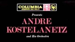 The Secret Of Suzanne Overture by Andre Kostelanetz & Orch. from late 1950