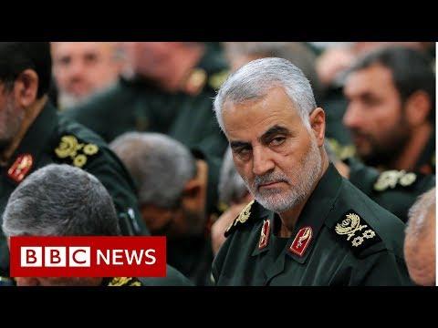 Qasem Soleimani: Iran Vows 'severe Revenge' Over General's Killing - BBC News